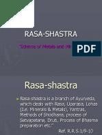 Rasa Shastra Intro
