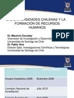 Postgrado y Doctorado en Chile-Usach