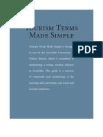 Tourism Terms