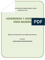 cia y Adhesivos Para Madera (v Quevedo)