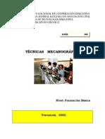 Guia de Estudio Mecanografia