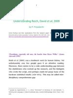 Understanding Reich Et Al 2009