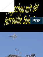 Swiss Air Show_f15s and Fa18cspatrouille_suisse