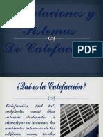 Instalación y Sistemas de Calefacción