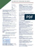 Operaciones Frecuentes Office 2007 Word