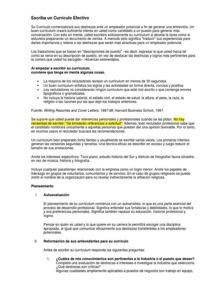 Dorable Logros Currículum Ornamento - Ejemplo De Colección De ...