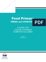 Guide Food Primary