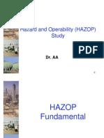 Hazop for Exam