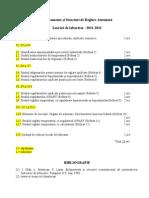 Lista de Lucrari Laborator ESRA 2011 2012