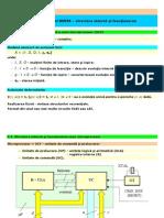 Curs 2 - Microprocesorul 8085A - Structura Interna Si Function Are