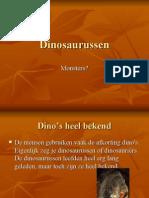 Dinosaur Us Sen