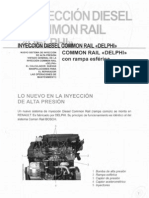 Nota técnica Common Rail Delphi
