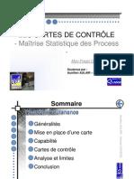 CARTE DE CONTROLE 1