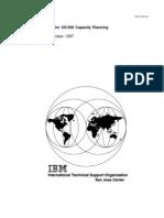 DB2 OS390 Capacity Planning
