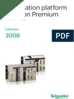Automation Premium Catalog 2008 Sche