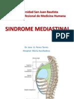 A Sindrome Mediastinal Upsjb Dr Perea