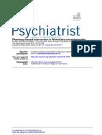Thiamine and Wernicke Encephalopathy