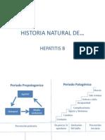 Historia Natural de La Hepatitis