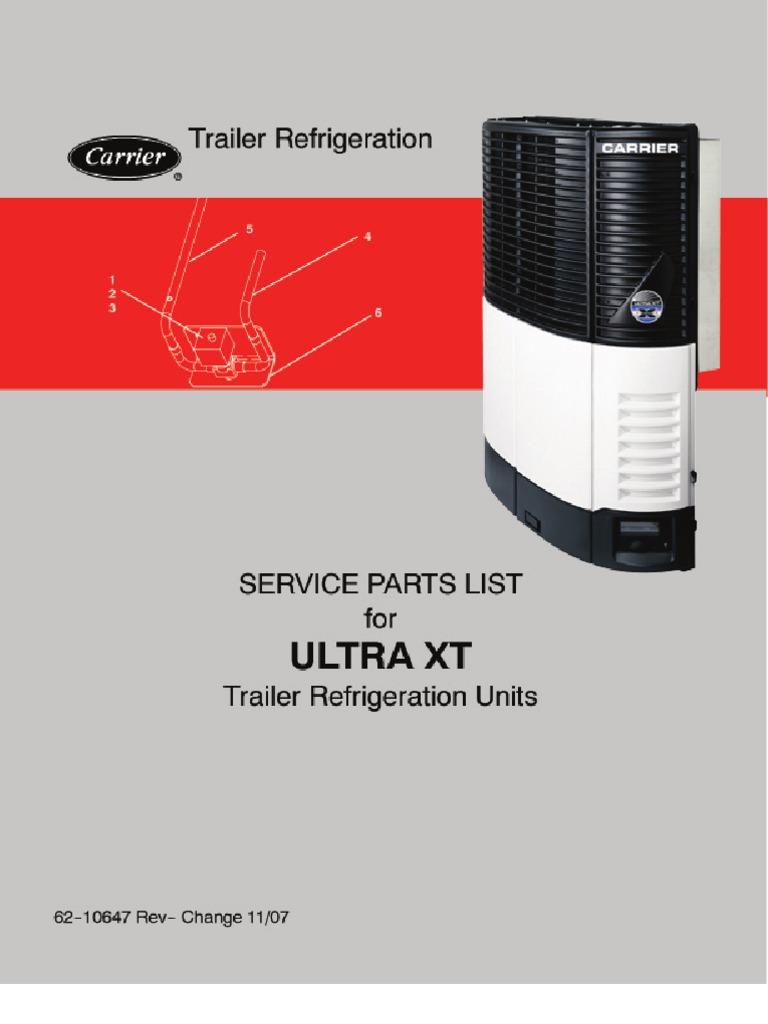 62 10647 ultraxt rh scribd com Carrier Model Numbers Carrier Manual PDF