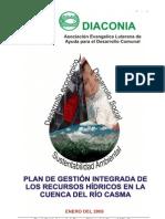 Plan de GIRH Casma_Final