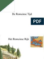 Romeinen Ppt