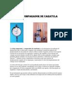 Reloj or de Caratula
