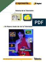 Television - Curso de Tv Digital - Televes