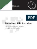 Membuat File Installer