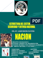 Estruct Seguridad y Defen Nacio