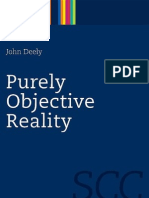 John Deely- Purely Objective Reality
