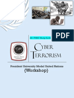 Workshop Study Guide-cyber Terrorism