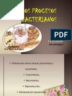 Los Procesos Bacterianos