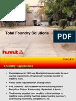 Foundry Presentation