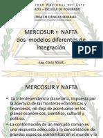 MERCOSUR y  NAFTA - PRESENTACIÓN