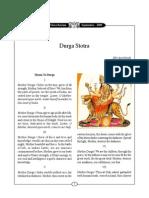 Durga Stotra English