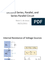 LECTURE 3 Circuits
