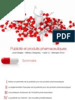 Publicité et produits pharmaceutiques - oral