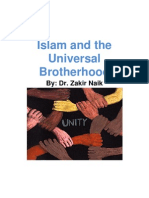 Islam and the Universal Brotherhood