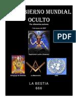 El Gobierno Mundial Oculto