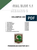 Tutorial 5 Blok 1.1 Pengantar Pendidikan Dokter FK UNAND 2011