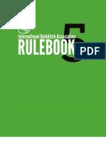 IQA Rulebook 5