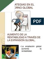 Estrategias en El Entorno Global