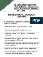 Orden Secuencia Temporal (1)