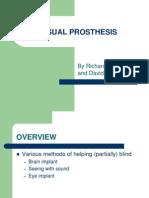 Visual Prosthesisv1