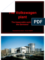 Volkswagen Assembly Plant