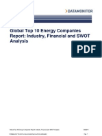 Global Top 10 Energy Companies