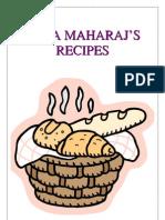 Asha Maharj Recipes