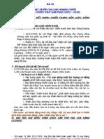 lịch sử lớp 12 -  Bài 19 - BƯỚC PHÁT TRIỂN CỦA CUỘC KHÁNG CHIẾN TOÀN QUỐC CHỐNG THỰC DÂN PHÁP (1951 – 1953)