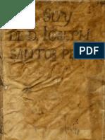 El Puntero Apuntado Con Apuntes Breves - Juan de Dios Del Cid