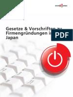 Firmengruendung Japan